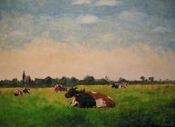 031 - Rustend vee voor Hattem
