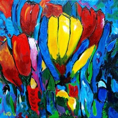095-tulpenboeket-yellow-central