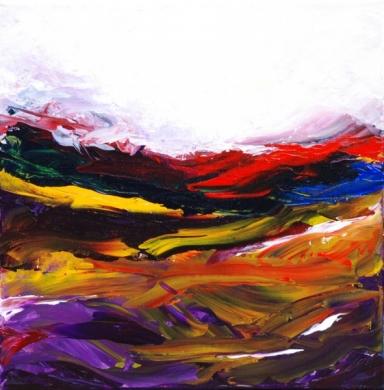 110c-abstract-drieluik-landschap-in-seizoenen