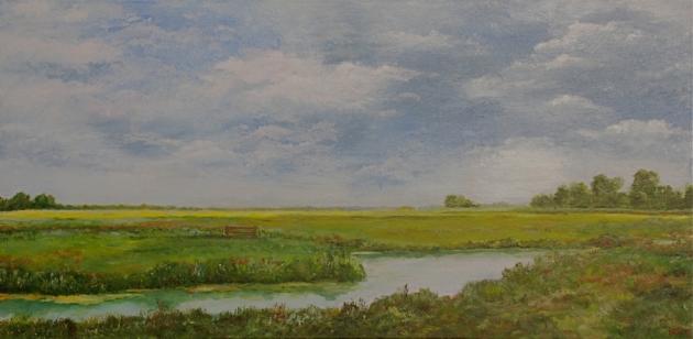 182 - Ode aan het landschap: polder Na Dordt