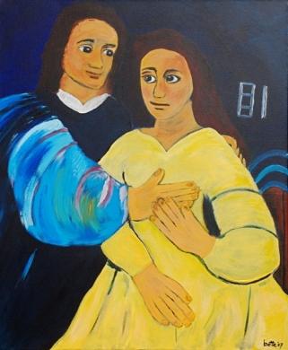 065 - Joods bruidje