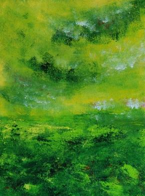 226 - Bespiegeling in de verte