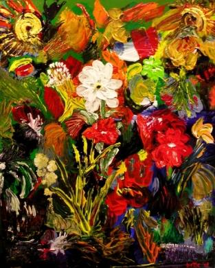 069 - Flower power
